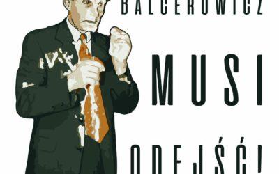 O tym jak Olszewski chciał (choć niemrawo) odsunąć Balcerowicza z rządu, czyli biedę od ludzi.